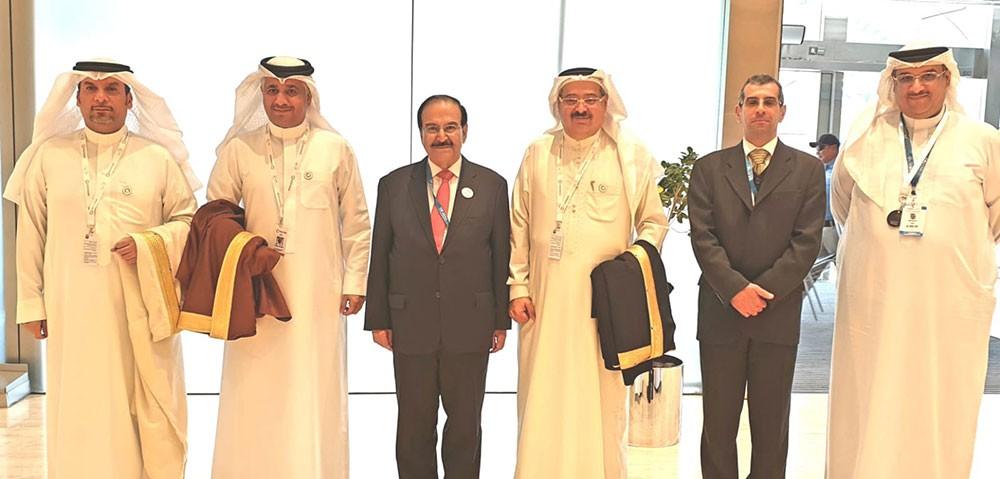 وزير الكهرباء يشارك في حفل افتتاح أسبوع أبوظبي للاستدامة