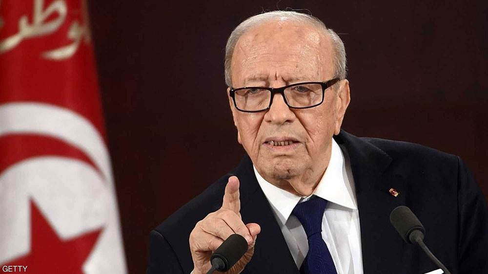 """الرئيس التونسي يحذر من """"إضراب الخميس"""""""