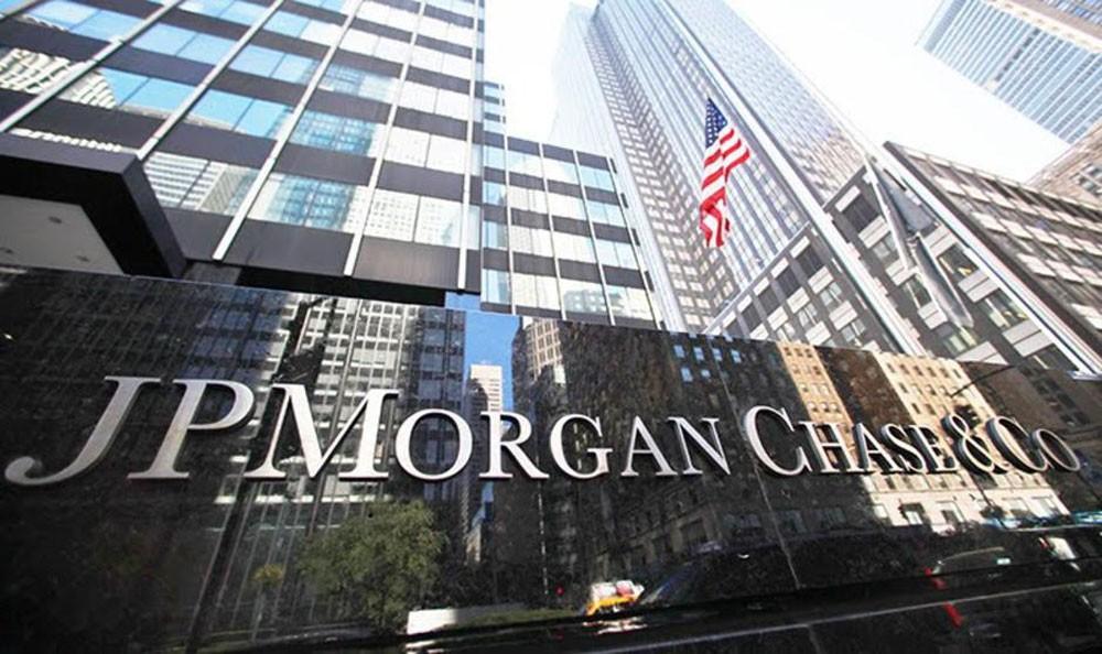 أرباح J.P. Morgan تقفز 67% في الربع الرابع من 2018