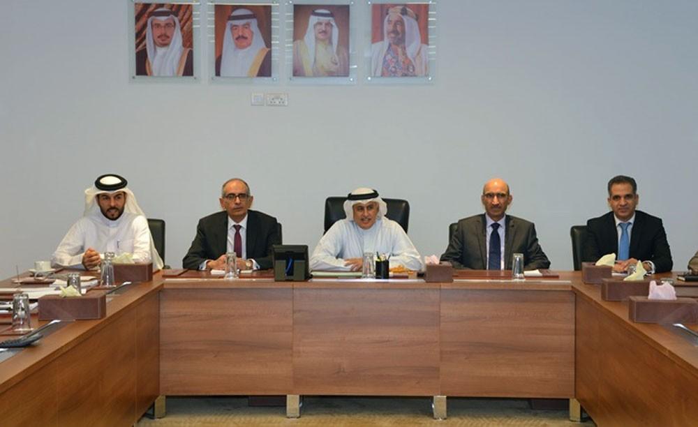 وزير الصناعة يترأس اجتماع المراجعة التاسع لنظام إدارة الجودة
