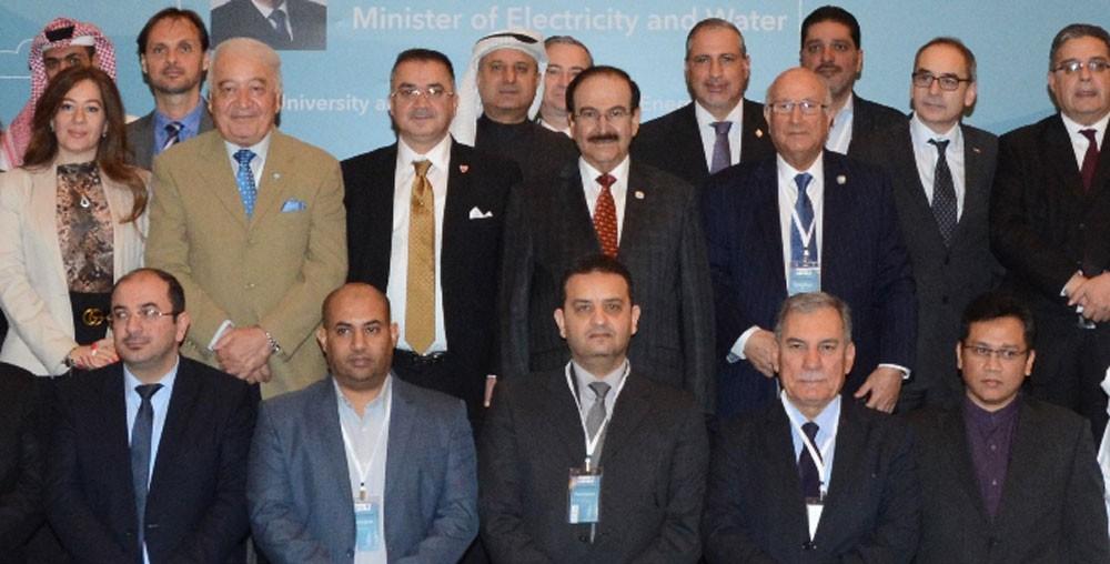 ميرزا يفتتح المؤتمر الدولي الثالث للطاقة المتجددة