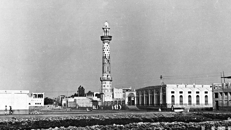 الثقافة: مشروع لترميم منارة مسجد الفاضل