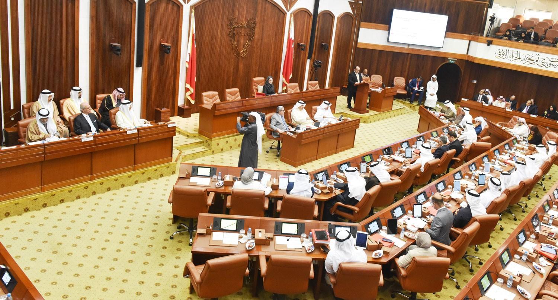 الموافقة على برنامج عمل الحكومة المعدل لــ2019–2022