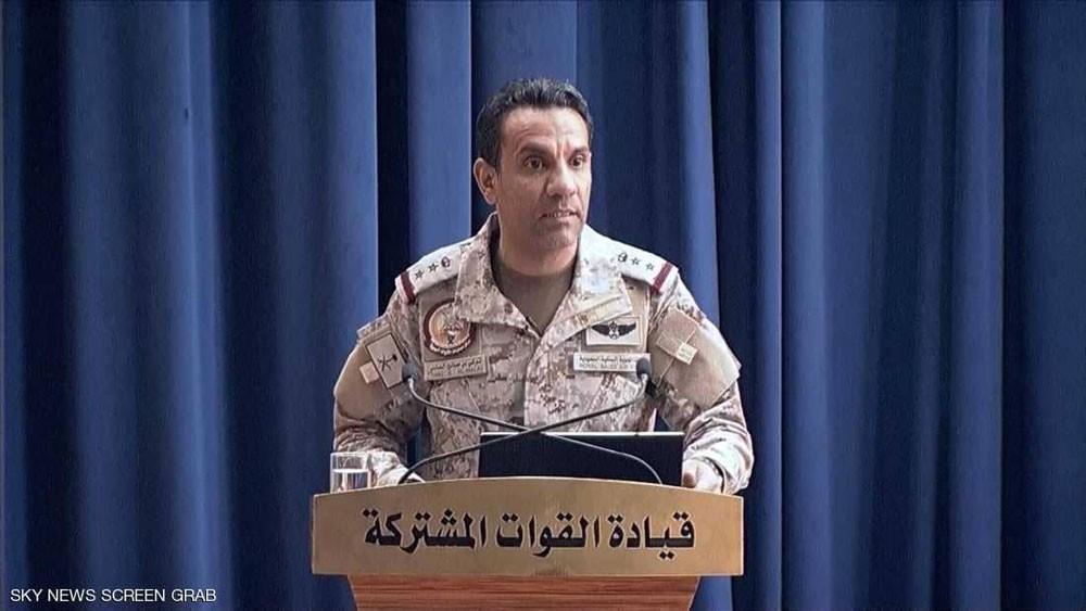 """الدفاع الجوي السعودي يدمر """"درون"""" حوثية متجهة لأبها"""