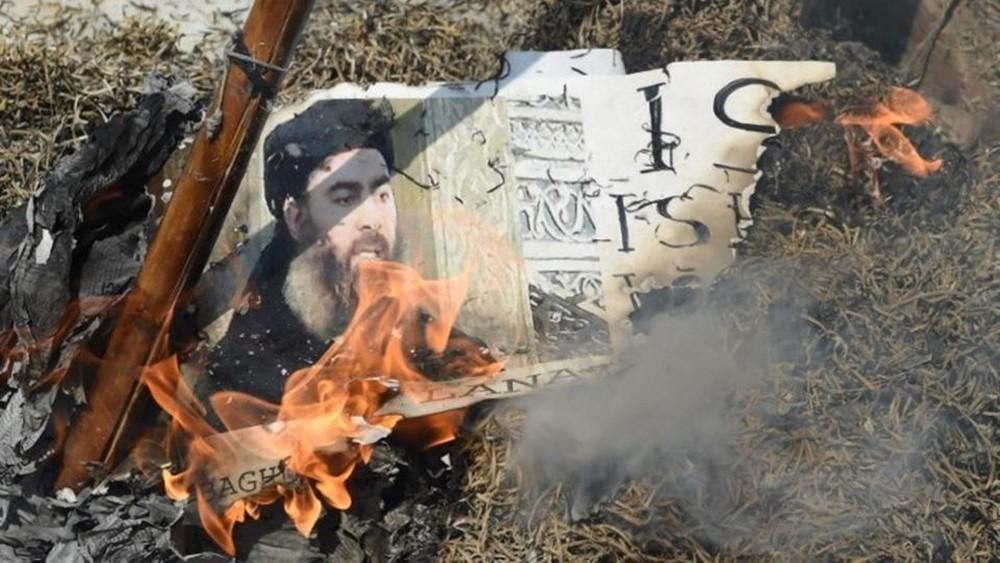 """آخر معارك داعش.. والبغدادي عالق في """"البوغاز"""""""