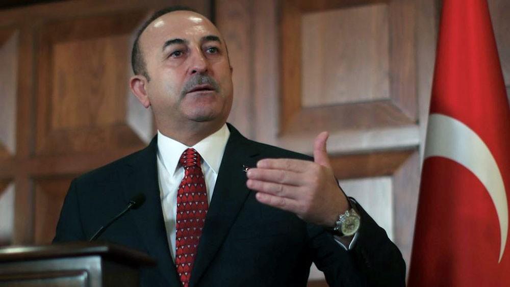 """تركيا: نعارض أي منطقة آمنة تحمي """"الإرهابيين"""""""
