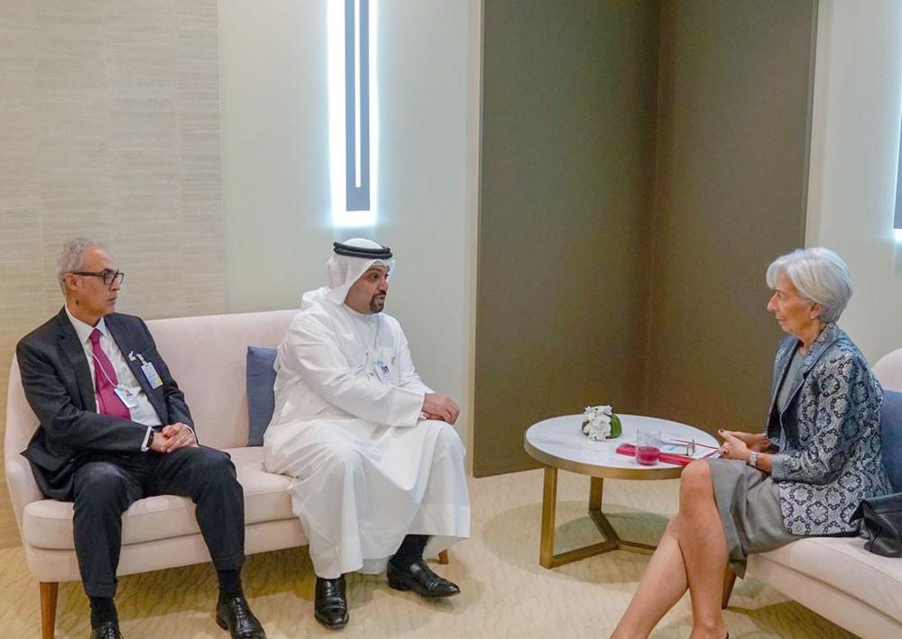 وزير المالية والاقتصاد الوطني: تعزيز التعاون مع مختلف القطاعات المالية والمصرفية بما يخدم العملية التنموية