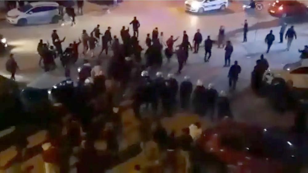 اشتباكات بالسكاكين بين أتراك وسوريين باسطنبول