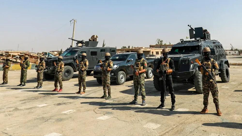 قوات سوريا الديمقراطية تبدأ المعركة الأخيرة ضد داعش