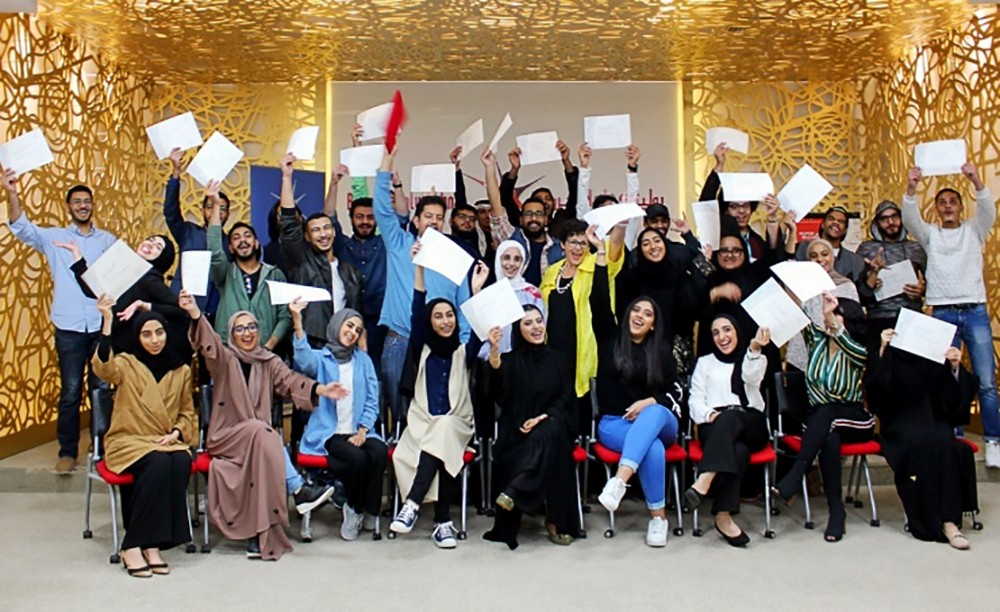بوليتكنك البحرين تنظم المعسكر الشتوي الأول (مهارات المستقبل)