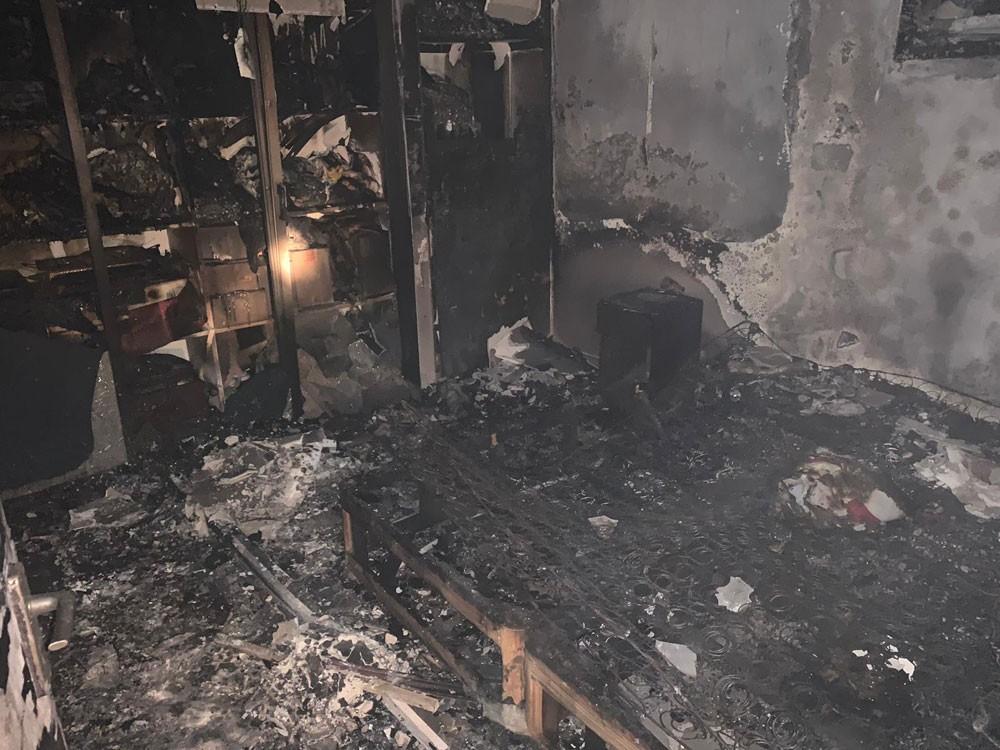 القبض على خادمة أشعلت حريقا بالمنزل الذي تعمل فيه