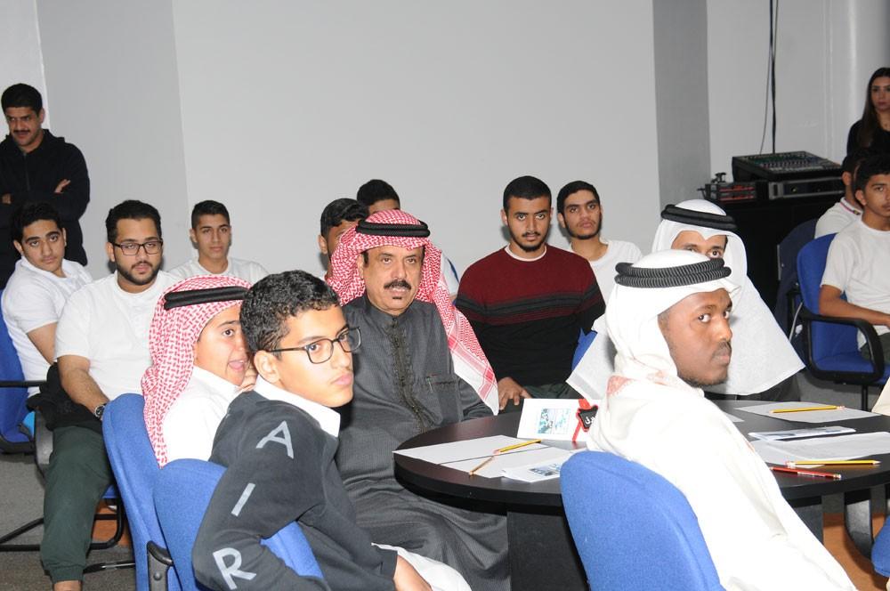 مركز الإعلام الطلابي ينجح في تنفيذ 570 برنامجًا تدريبيًا