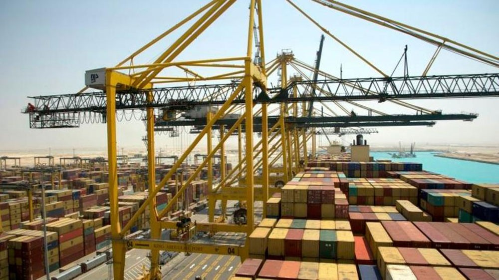 محمد بن سلمان يدشن أضخم ميناء سعودي يديره القطاع الخاص