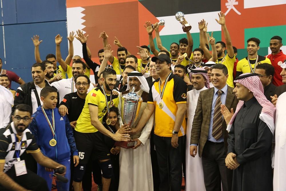 الأهلي لن يشارك ببطولة الأندية العربية للطائرة