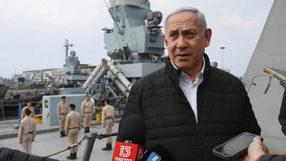 نتنياهو يهدد إيران وحزب الله:صواريخنا تقطع مسافات طويلة