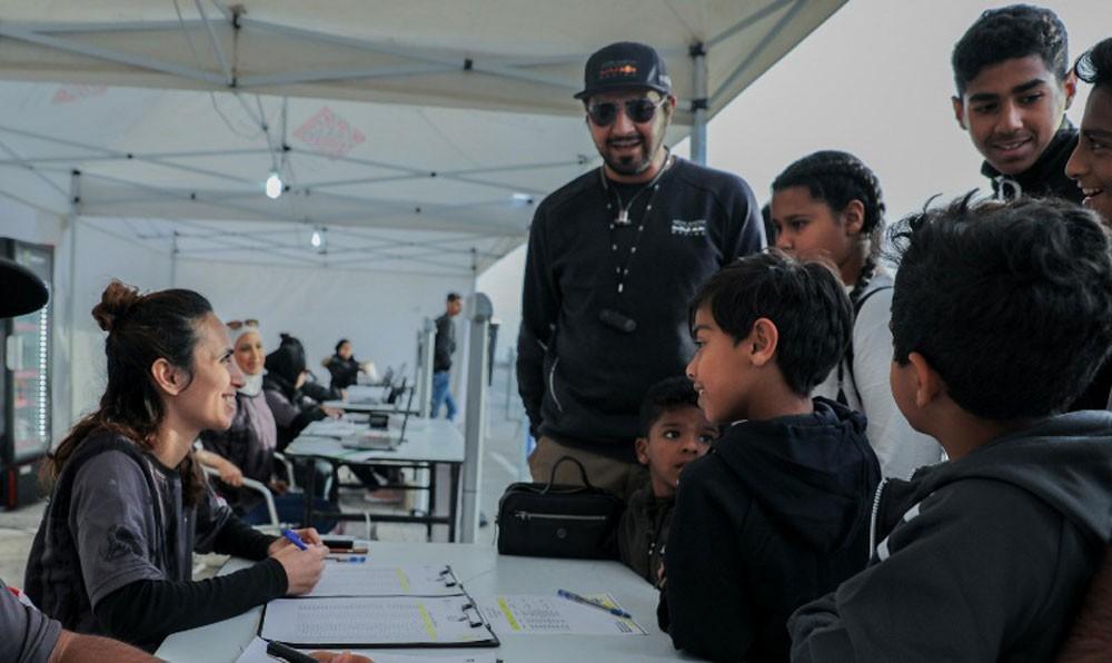 خالد بن حمد: هدفنا تعزيز الرياضة في الأجيال القادمة