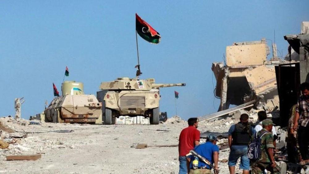 الجيش الليبي يسيطر على حقل الفيل لإنتاج الغاز الطبيعي