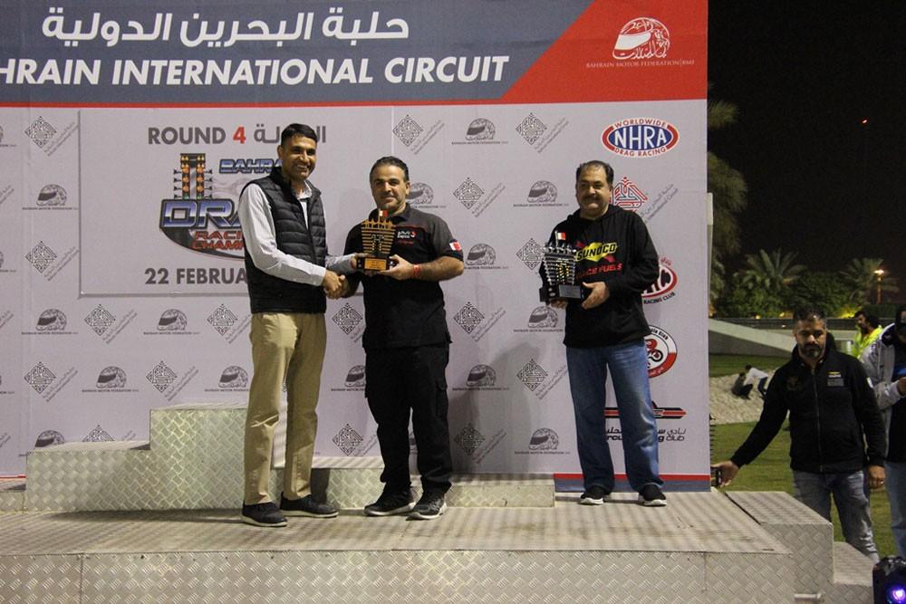 فريق بابكو لرياضة السيارات يحقق المركز الثالث في البرومود