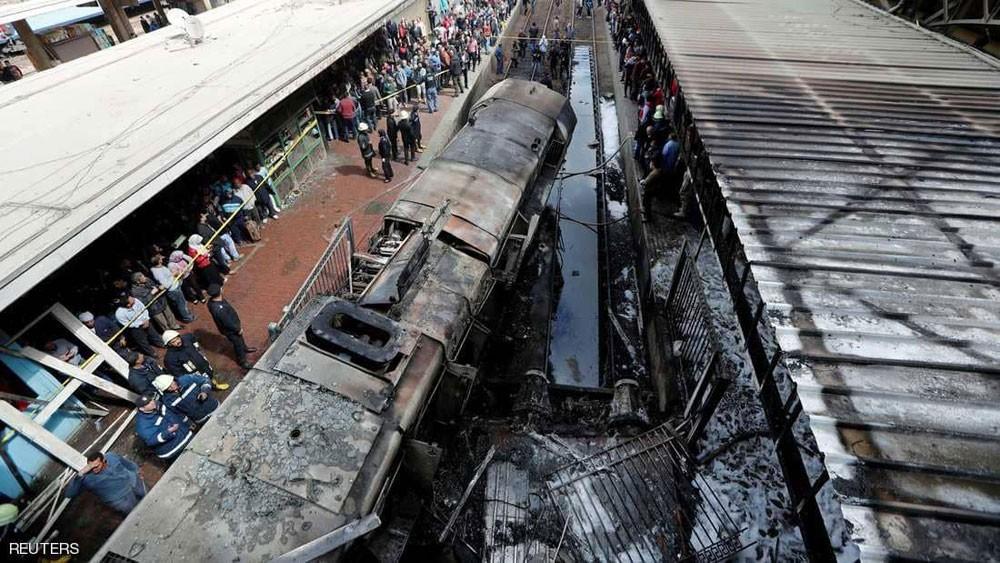 رسميا.. الكشف عن سبب كارثة قطار رمسيس