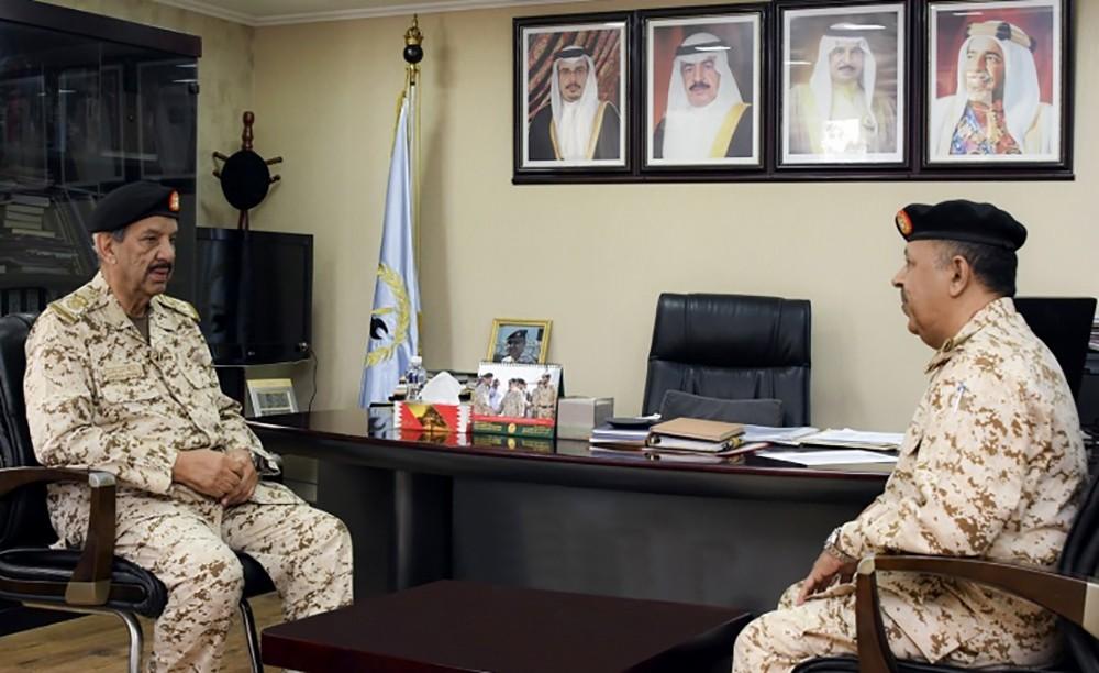 معالي القائد العام يتفقد عددا من وحدات قوة دفاع البحرين