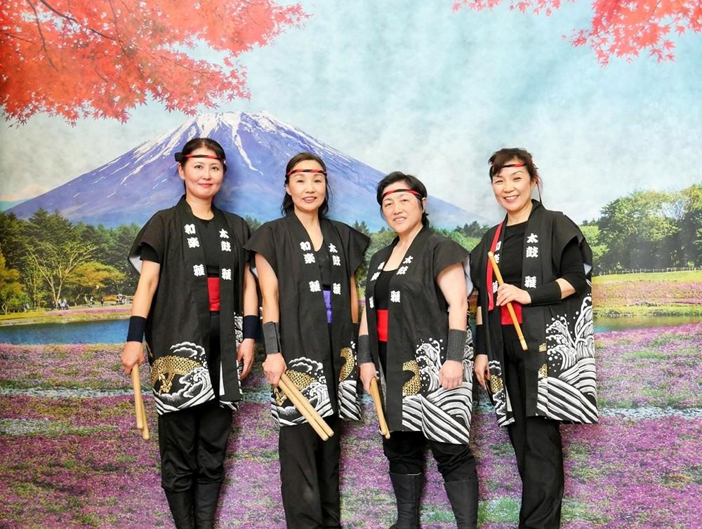 الصالة الثقافية تقدّم عروض الطبول اليابانية بالتعاون مع السفارة اليابانية لدى المملكة