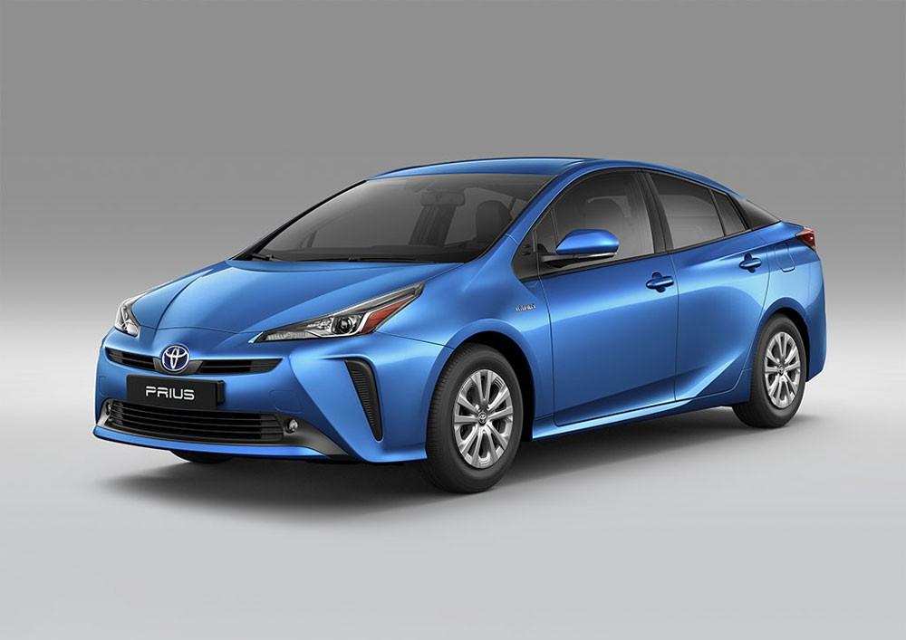 تويوتا تُطلق Prius 2019 الهايبرد بتصميم أنيق ومميز