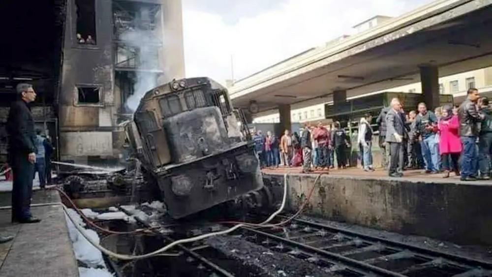 قطار الموت المصري.. النائب العام: لا عبوات مفرقعة