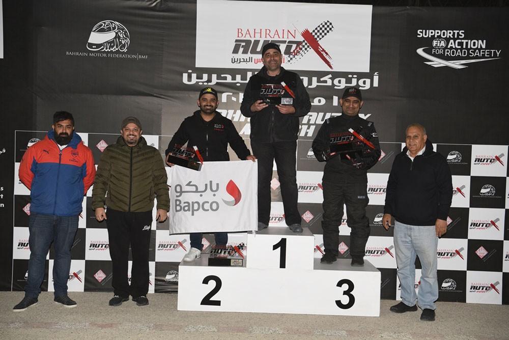 اتحاد السيارات يختتم موسم (أوتوكروس البحرين) بنجاح كبير