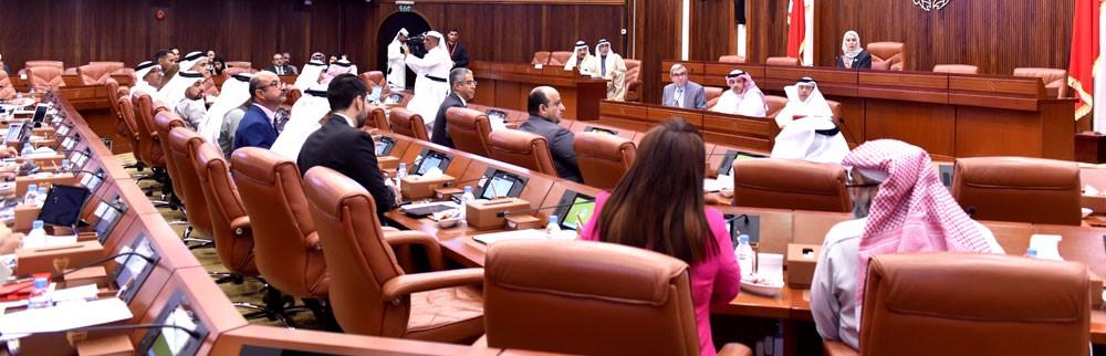 النواب يوافق على اقتراح برغبة لتدريب بحرينيين وإحلالهم مكان العمالة الأجنبية