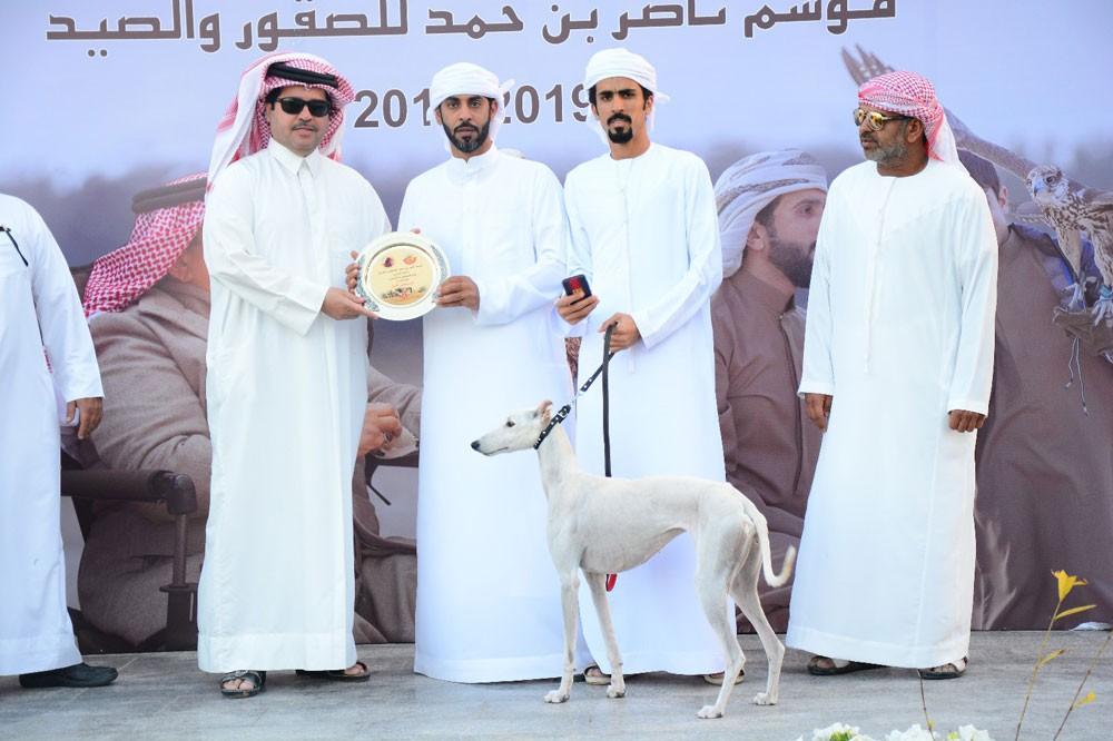 ناصر بن حمد يشيد بنجاح الموسم البري للرياضات التراثية ويوجه بالتطوير
