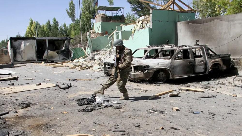 هجوم انتحاري في مدينة جلال آباد الأفغانية