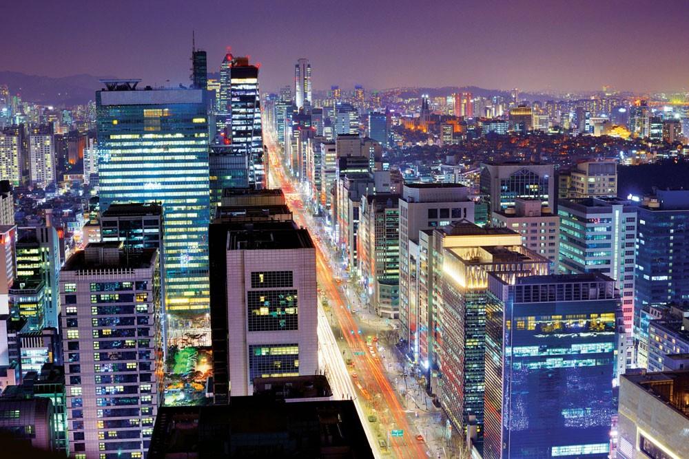 تراجع الاحتياطي النقدي الأجنبي في كوريا الجنوبية