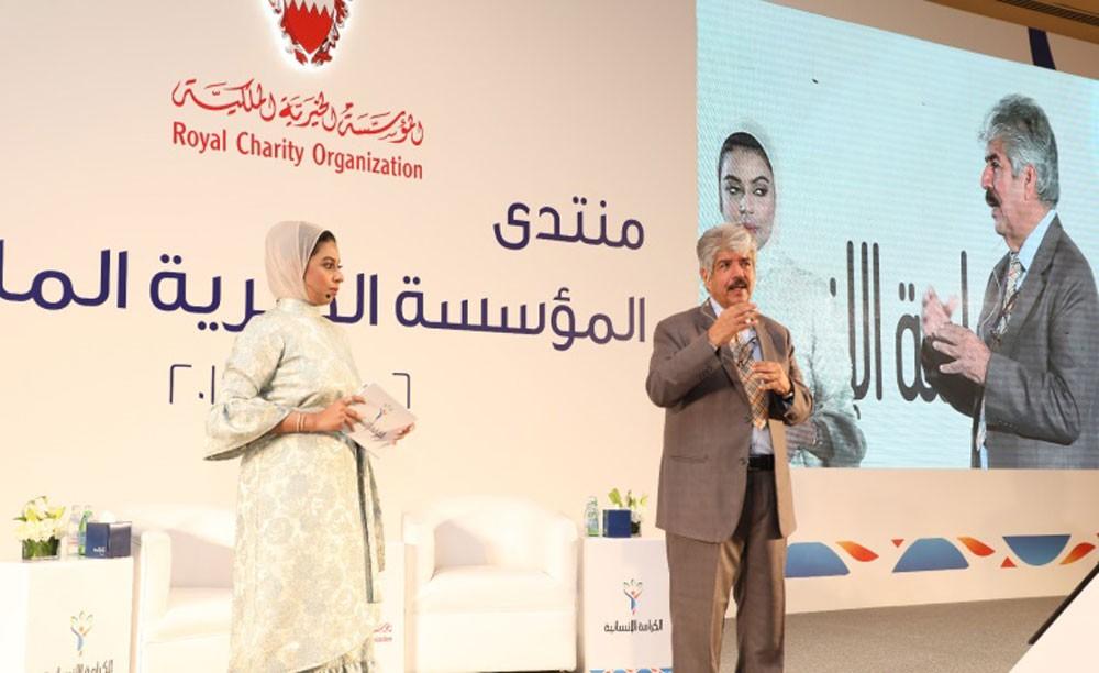 الخيرية الملكية تنظم منتداها الرابع بمشاركة عربية وخليجية