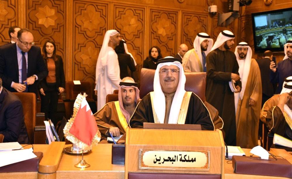 وكيل وزارة الخارجية يشارك في اجتماع جامعة الدول العربية