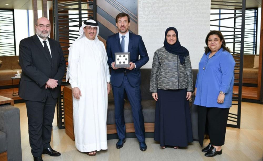 البحرين ضيف شرف في معرض ( بيانال باريس ) في سبتمبر المقبل