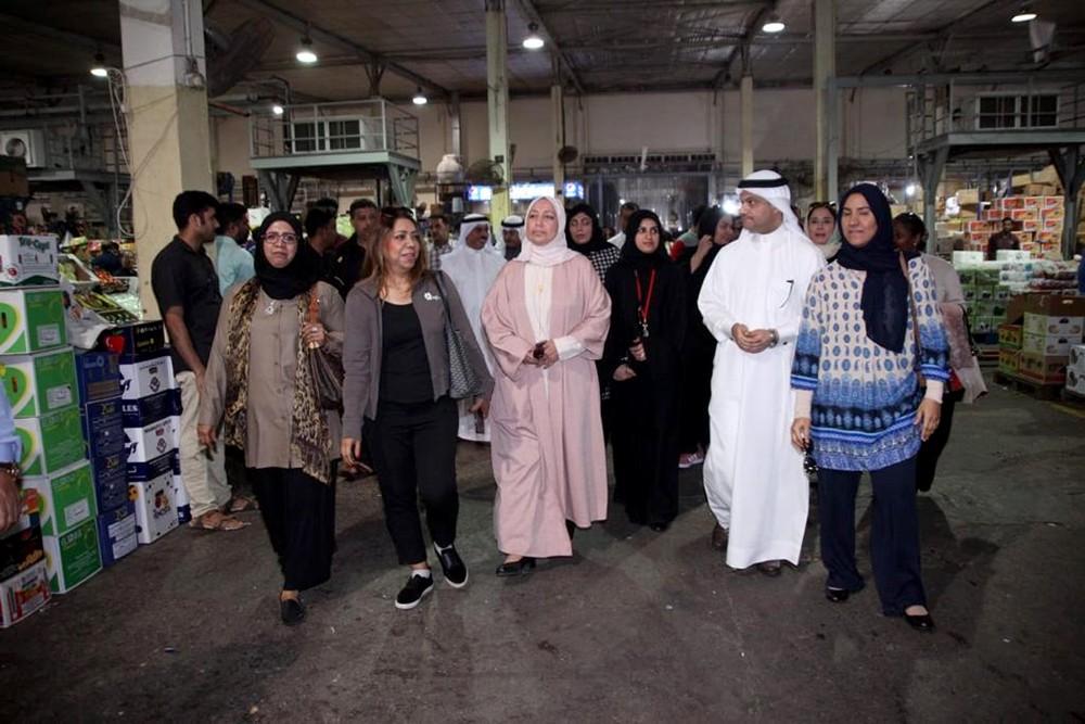 أمانة العاصمة: تخصيص موقع للمزارعين في سوق المنامة المركزي بأسعار رمزية