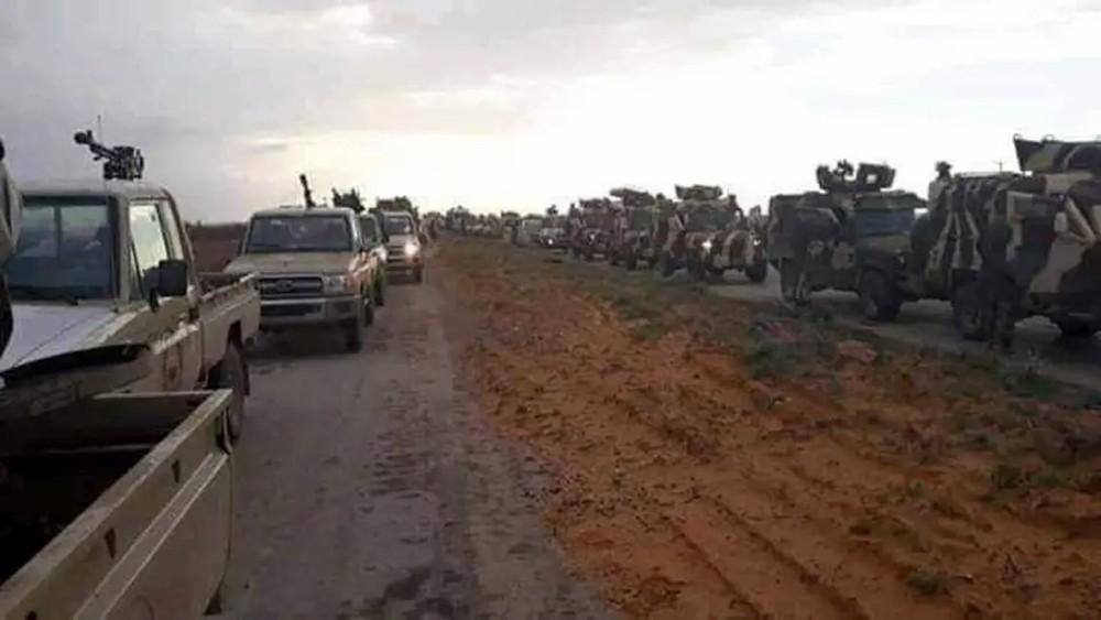 """مع تقدم الجيش جنوب سرت.. """"الوفاق"""" تحذر من حرب محتملة"""