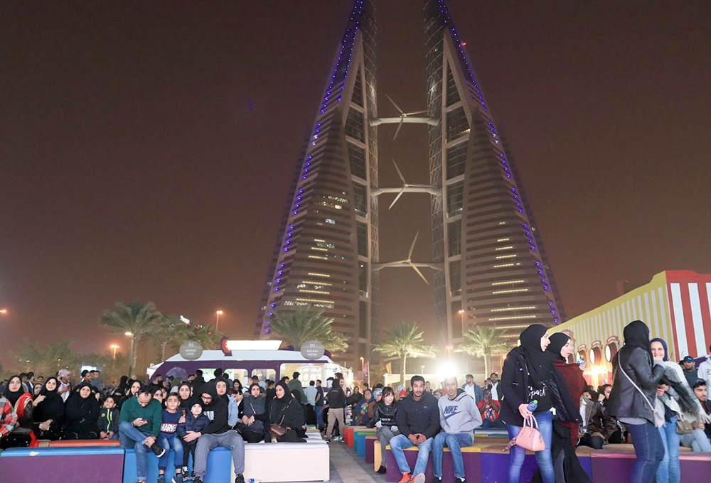 البحرين للطعام يستقطب أكثر من 150 زائر في أسبوعه الاول