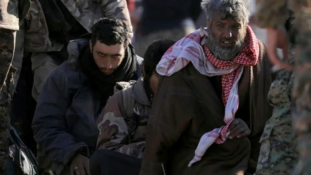 قسد: استسلام 3 آلاف عنصر من داعش خلال 24 ساعة