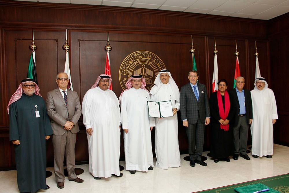 جامعة الخليج العربي والهيئة الوطنية لعلوم الفضاء توقعان مذكرة تفاهم