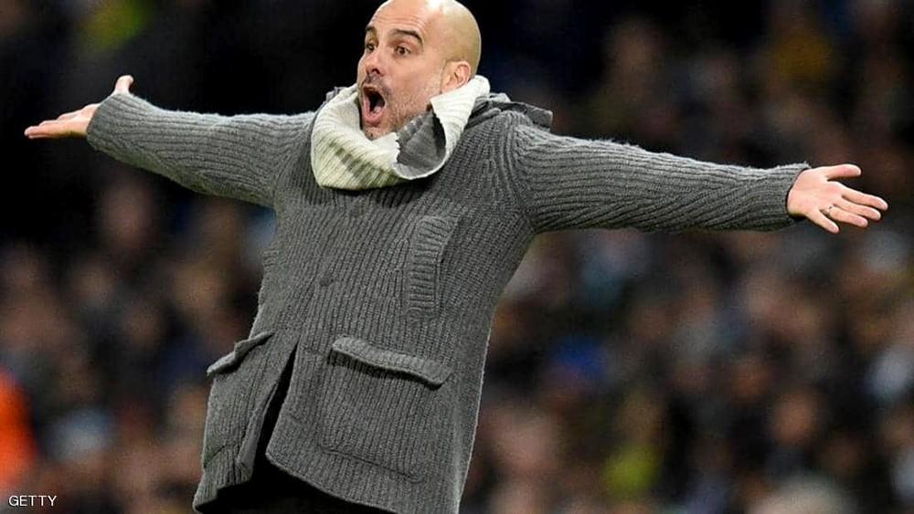 غوارديولا: أتمنى هزيمة ليفربول.. وأنا لست ريال مدريد