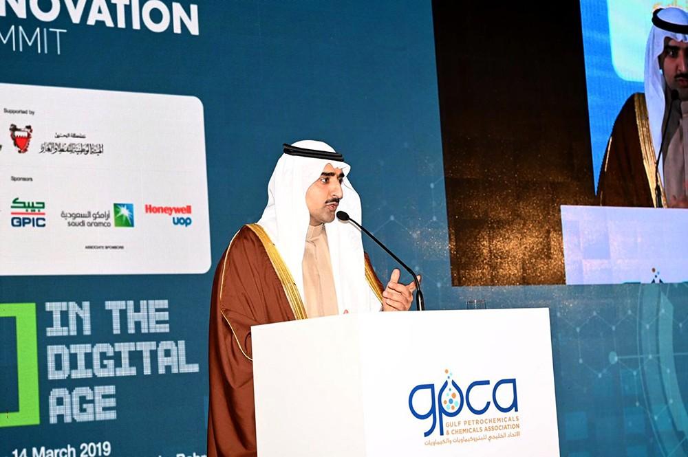 وزير النفط يفتتح فعاليات منتدى جيبكا للابحاث والابتكار