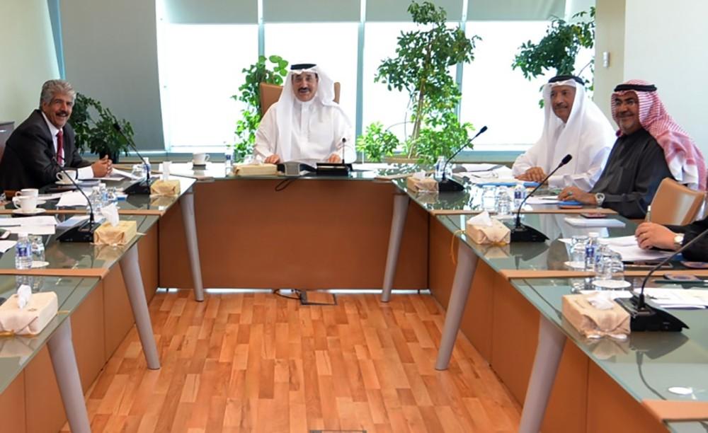 حميدان يترأس اجتماع مجلس إدارة بنك الأسرة ويؤكد الاهتمام بتطوير الخدمات التمويلية