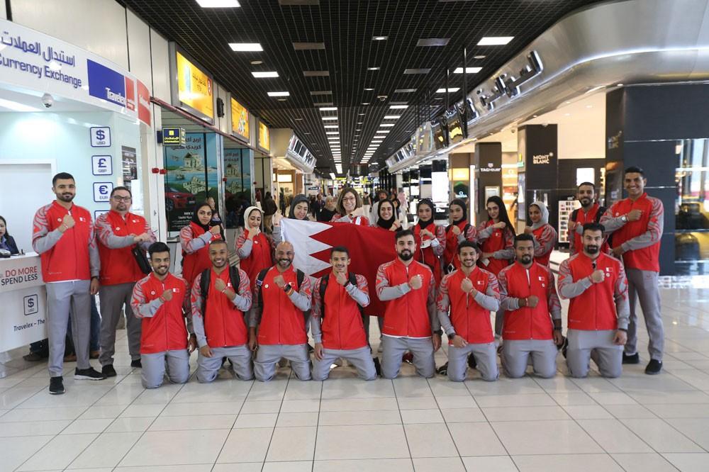 فريق البحرين التطوعي يشارك في إدارة فعاليات الأولمبياد الخاص