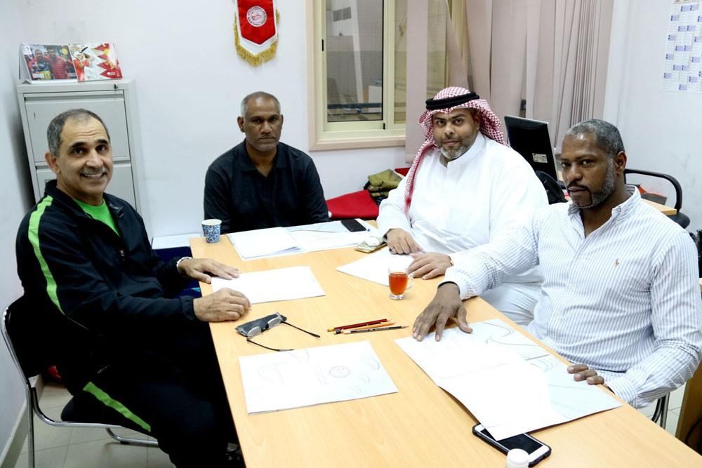 تشكيل لجنة المنتخبات بالاتحاد البحريني لكرة اليد