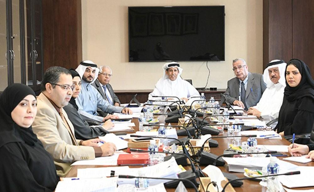 تشريعية الشورى تنتهي قانون بشأن مباشرة الحقوق السياسية