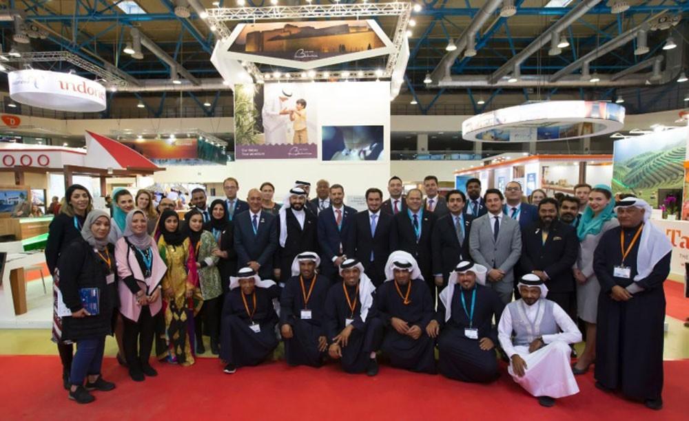 هيئة السياحة تشارك في معرض موسكو الدولي للسياحة والسفر