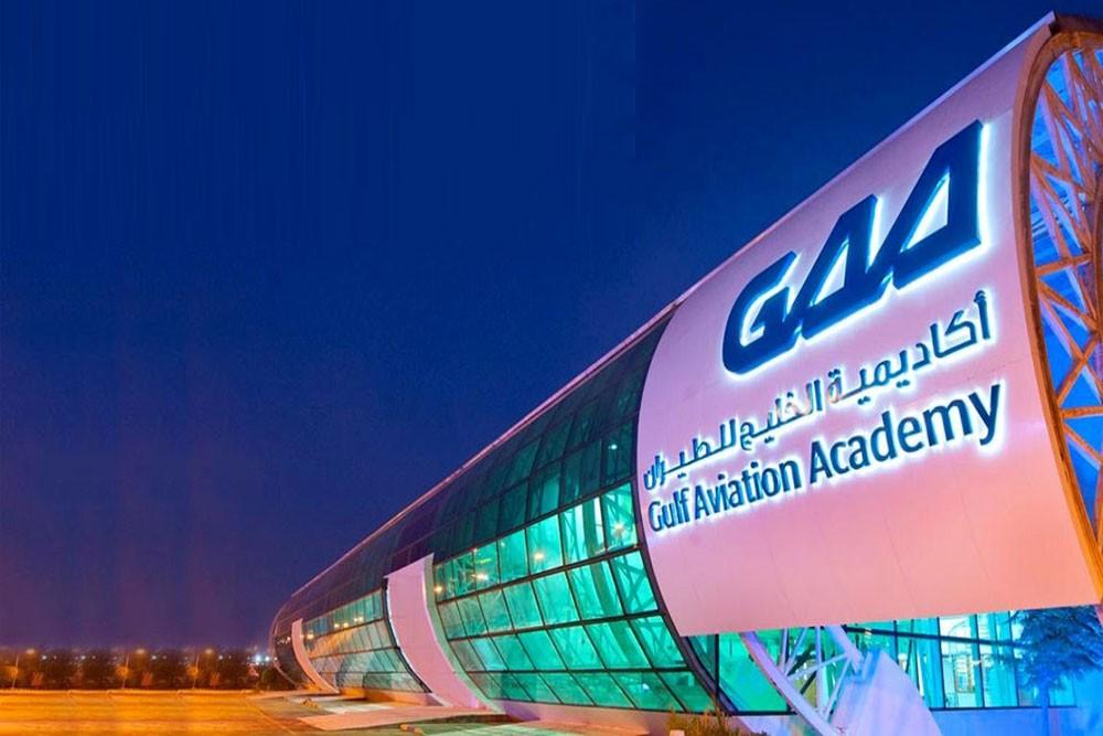 أكاديمية الخليج للطيران تشارك في المعرض السعودي للطيران في الرياض