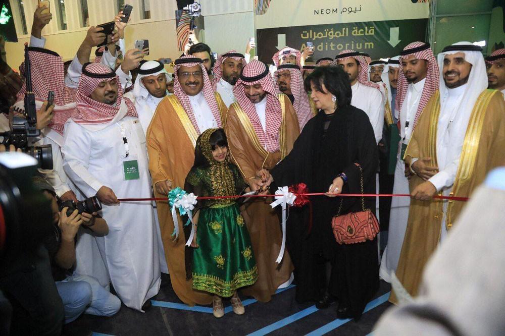 البحرين بحلتها الثقافية ضيف شرف معرض الرياض الدولي للكتاب