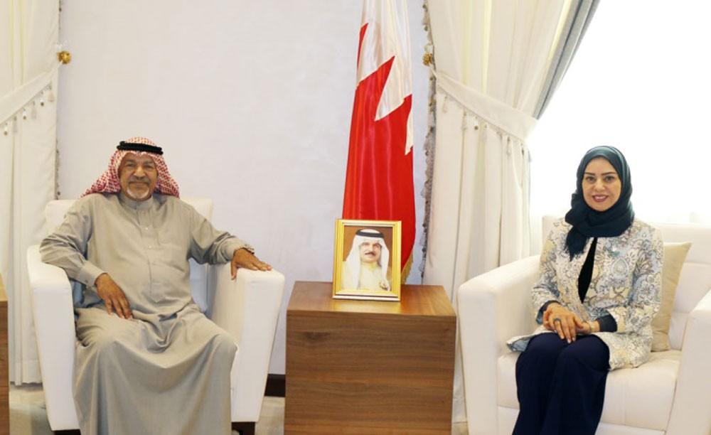 رئيس النواب: البحرين بلدُ التسامح والتعايش
